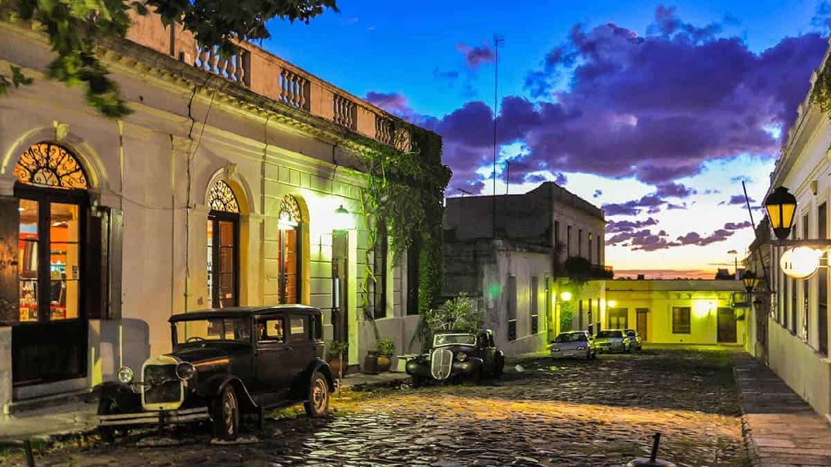Portada.Colonia en Uruguay.Foto.Aeromundo