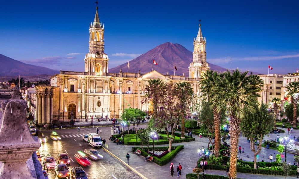 Portada.La ciudad de las estrellas Arequipa.Foto.Trudy Travel Perú