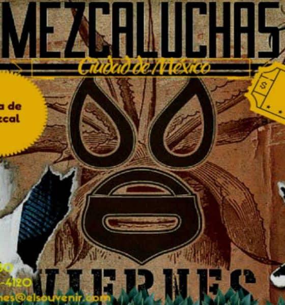Portada.Tour MezcaLuchas en la CDMX.Foto.Archivo