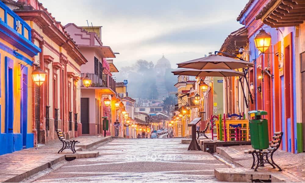 Visita en San Cristóbal de las Casas, pueblo que enamora | El Souvenir