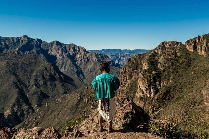¿Quienes son los Tarahumaras? Foto: piedepagina.mx