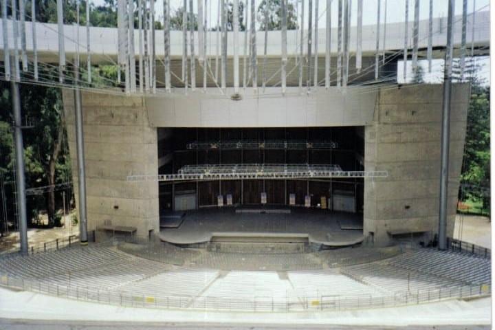 Quinta Vergara Chile. Foto Archivo.