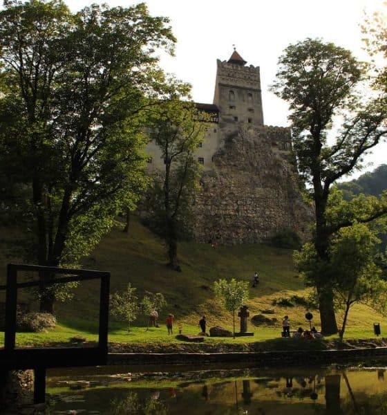 Recorrido por el castillo de Drácula. Foto: sgrunden