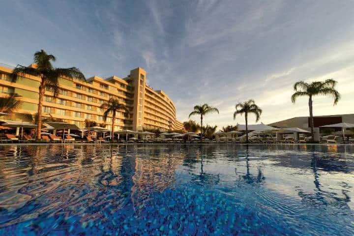 Resort Mundo Imperial en Acapulco. Foto Archivo 2