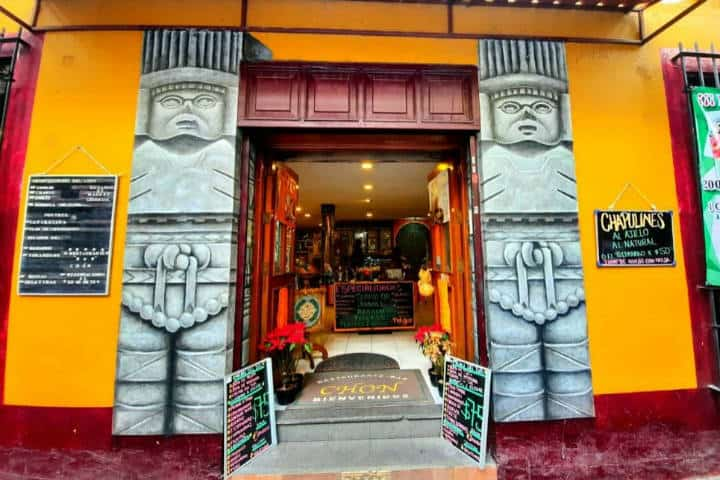 Restaurante Chon en la Ciudad de México. Foto Archivo 4
