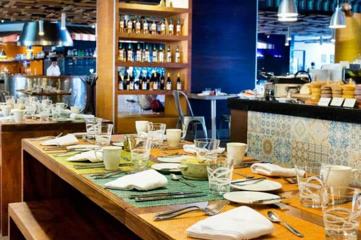 Restaurante en Resort Mundo Imperial. Guerrero. Foto Archivo 4