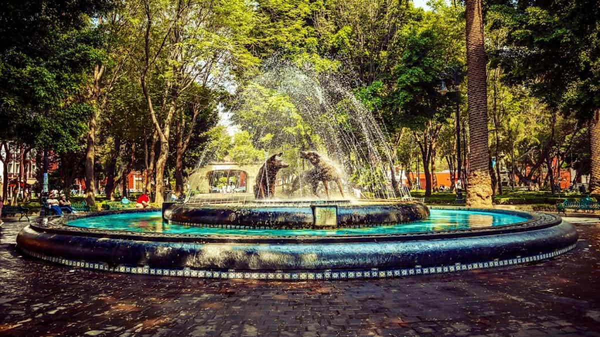 Los imperdibles de Coyoacán. Foto Revista Aventurero.
