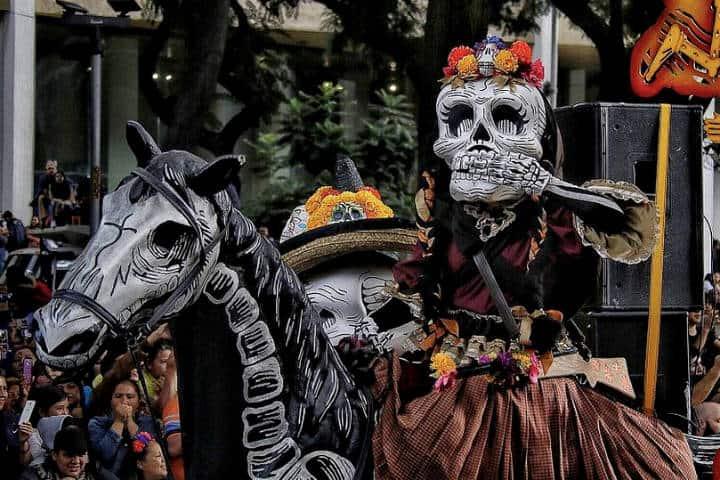 Fin de semana de terror en la CDMX. Foto Revista Travesías.