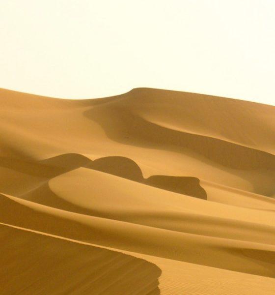 Sahara Desert. Foto: 2Shabba