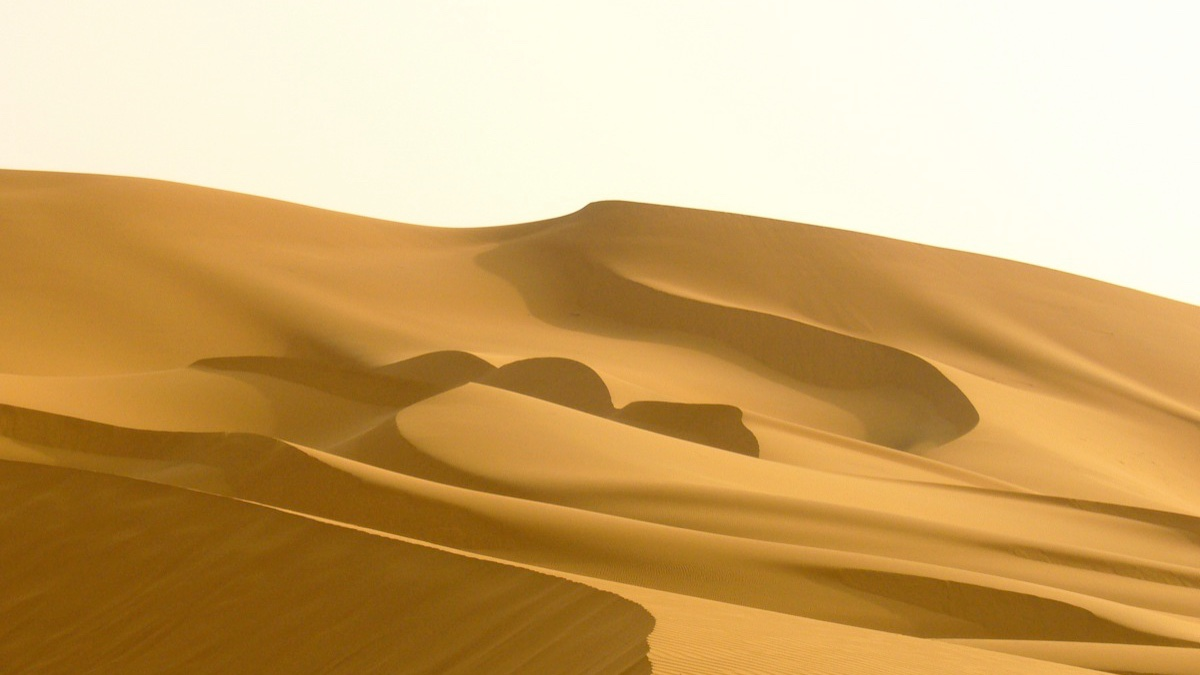 Sahara Desert. Foto 2Shabba