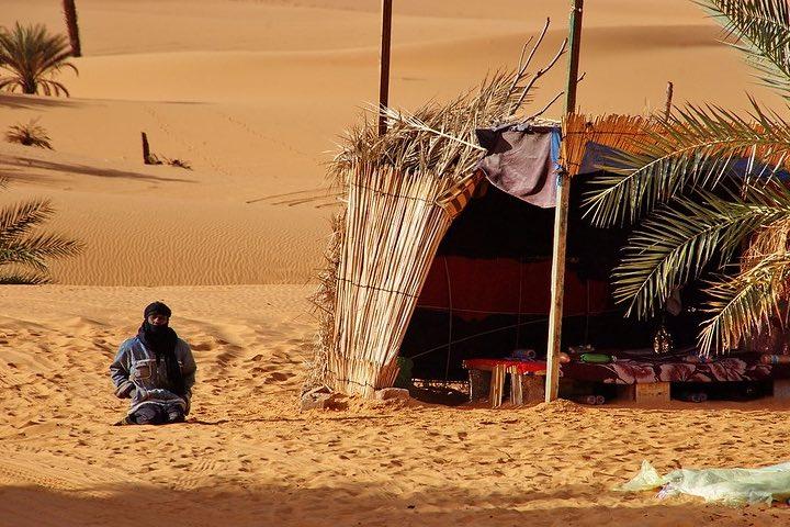 Sahara. Foto Olga Rubinina