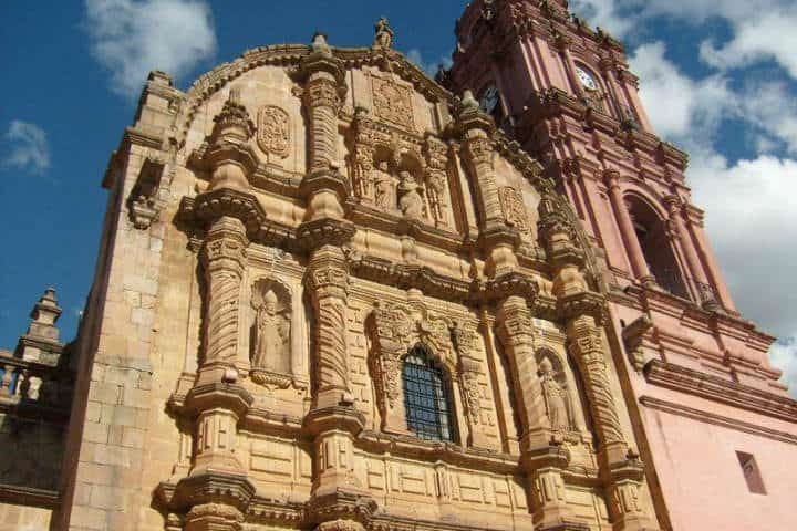 Santuario de Nuestra Señora del Carmen.Foto.México en Fotos.6