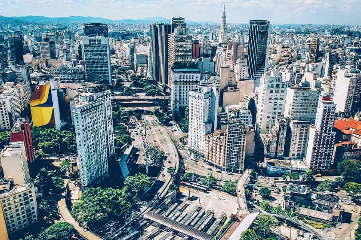 Sao Paulo.Foto.Columbia Tours