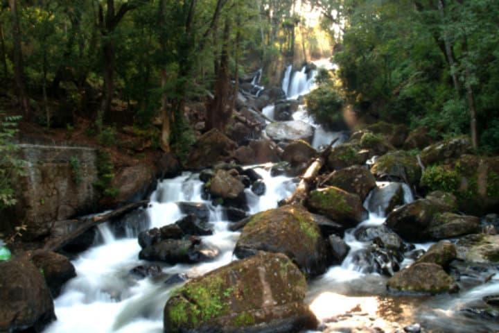 Cascada Valle de Bravo