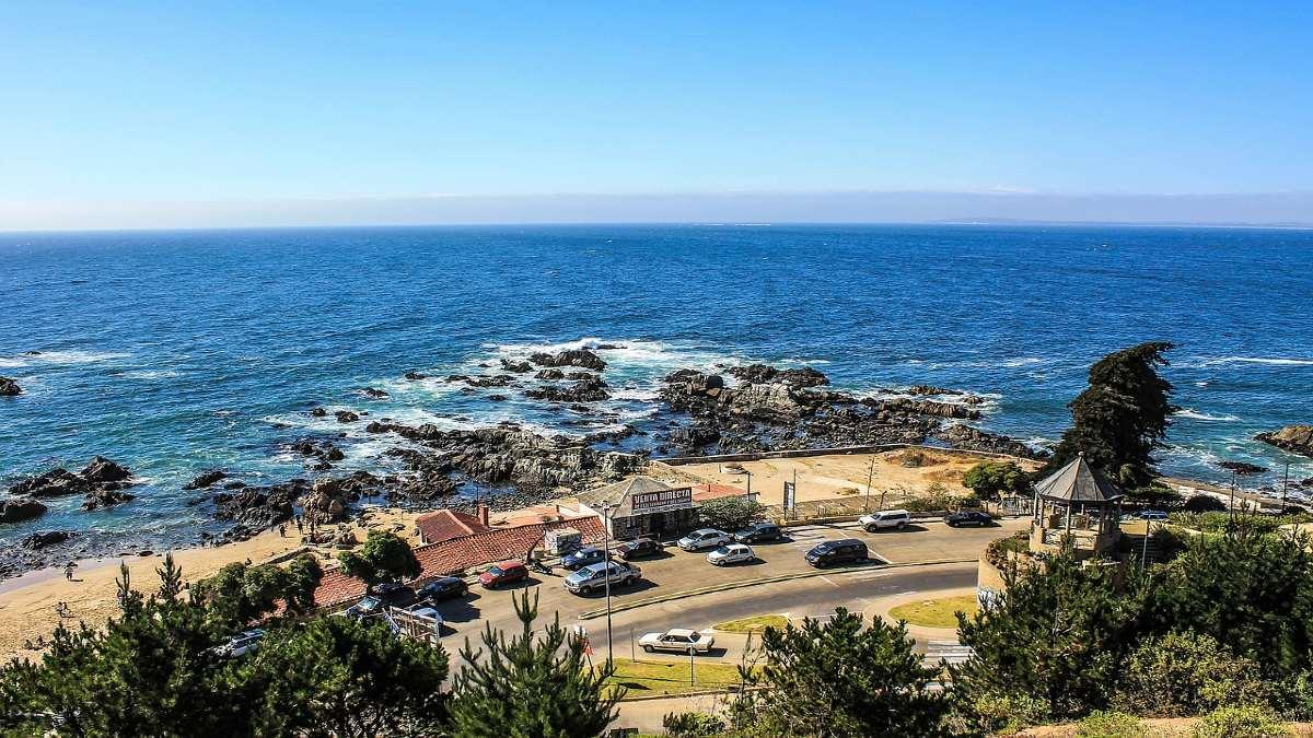 Tour por Viña del Mar y Valparaiso. Foto Pixabay