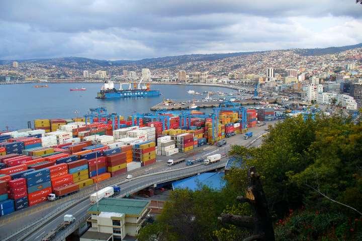 Tour por Viña del Mar y Valparaíso. Foto PxHere.