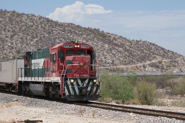 Train. Foto Alberto Tovar