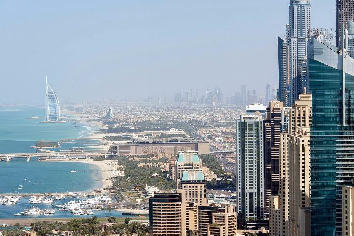 Vacaciones de lujo en Dubai. Foto Ahmad Ardity.
