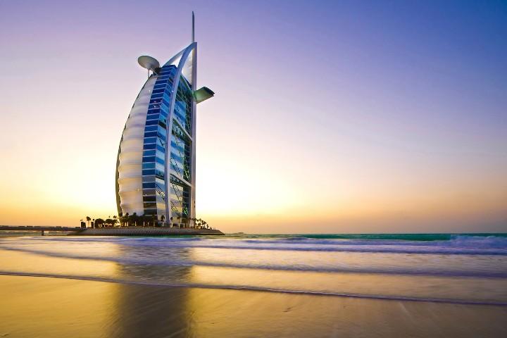 Vacaciones de lujo en Dubai. Foto Keerthi Remesh.
