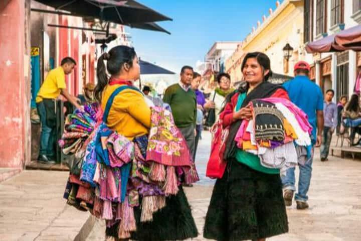 Vendedoras artesanales de San Cristóbal.Foto.City Express.5