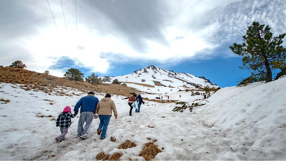 Video del Nevado de Toluca. Foto Aventura Vertical