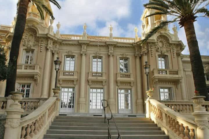Nouveau Musée National. Foto VisitMonaco.
