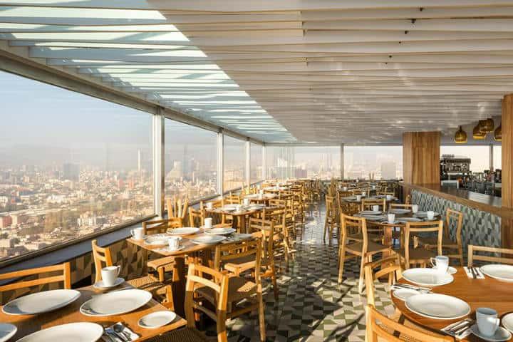 Vista a la CDMX.Restaurante Miralto.Foto.MXCity.1