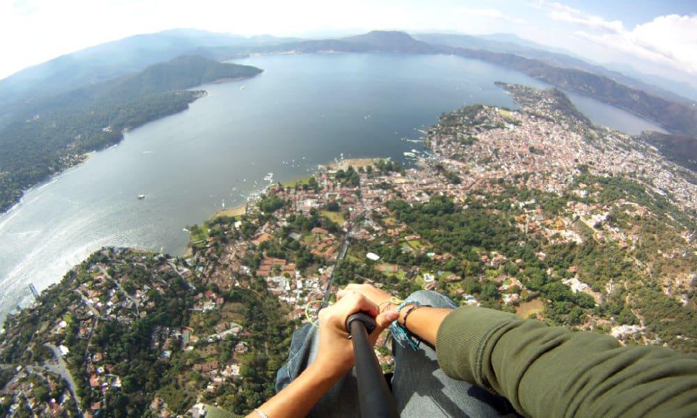 Volar en parapente turismo en valle de bravo fb