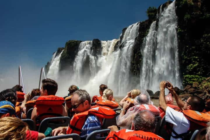 Cascadas Iguazú. Foto Welcome Argentina.