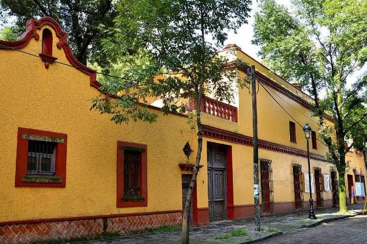 Los imperdibles de Coyoacán. Foto Wikipedia.