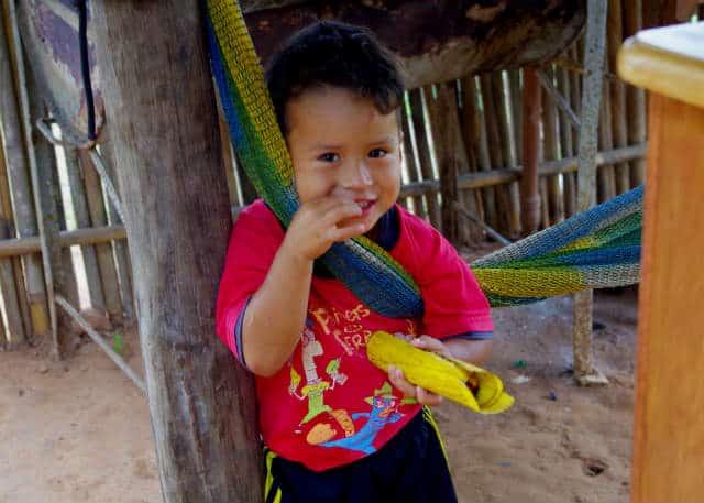 Tarapoto la selva Peruana