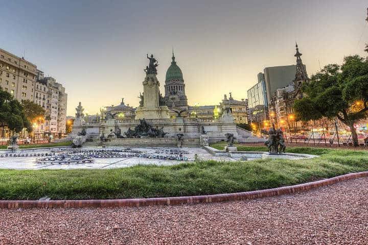 Buenos Aires. Imagen: Argentina. Archivo