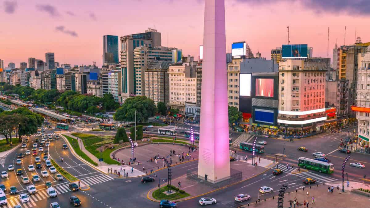 Viaje de chicas por Buenos Aires. Imagen: Argentina. Archivo