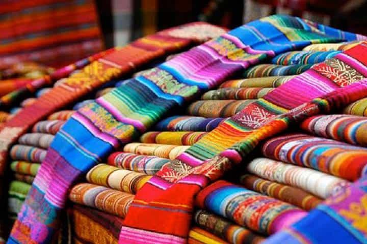 Artesanías textiles. Foto: Travel Report