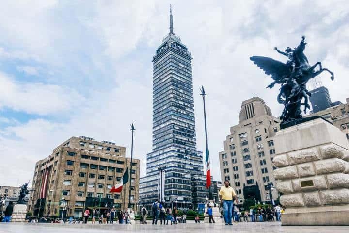 Torre Latinoamericana. Foto Network