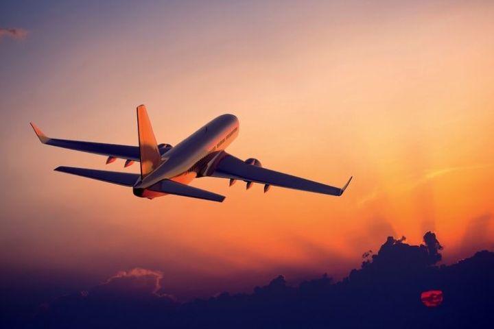 Pinterest Foto: Viaje en avión