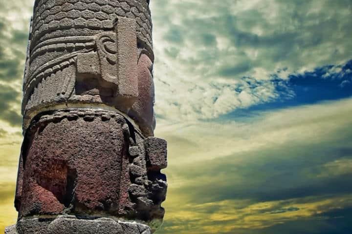 Atlantes de Tula.Foto.Más México.6