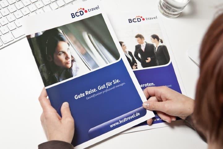 BCD Travel. Foto: a&o mediendesign Werbeagentur Bremen Viaje de negocios con BCD travel