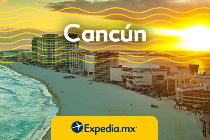 Cancún Expedia. Foto: Expedia