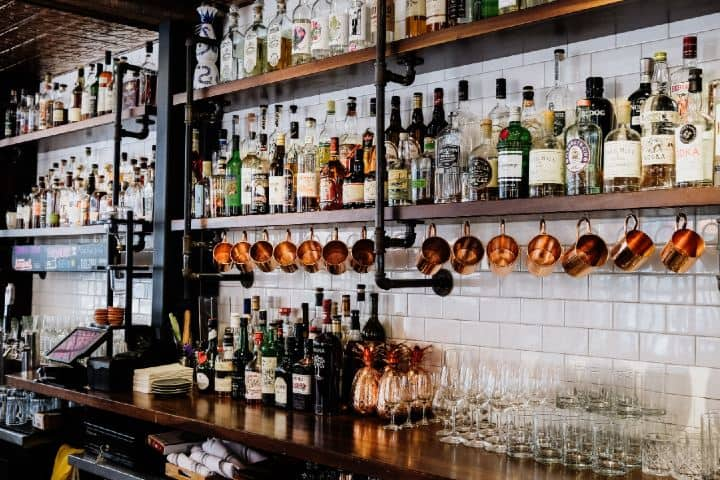 Cantina. Foto: David Straight Restaurante gastrocantina legendaria