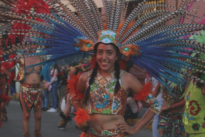 Carnaval Hidalgo