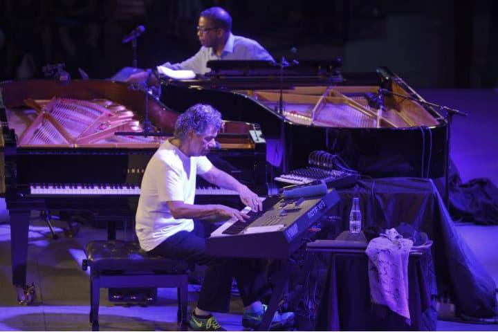 Chick Corea.Festival del Jazz Riviera Maya.Foto.El País.3