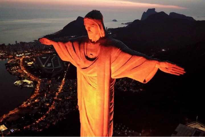 Cristo de Corcovado Rio de Janeiro.Foto.9