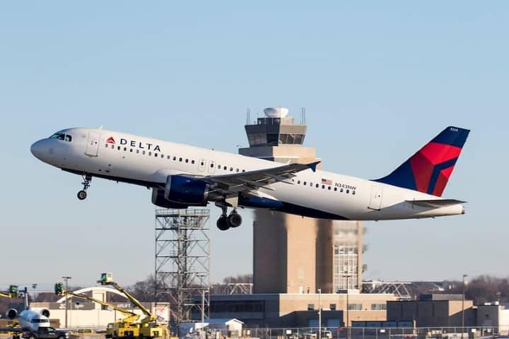 Delta Airlines Los Cabos. Foto: Chris Lundberg