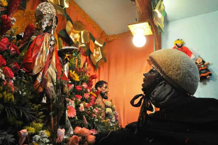 Festejos importantes para toda la comunidad chiapaneca.Foto.INAH.2