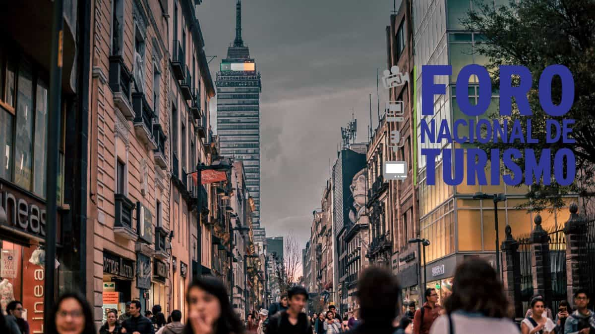 Foro Nacional de Turismo Ciudad de México. Foto:  Jezael Melgoza. Foto: SECRETARÍA DE TURISMO