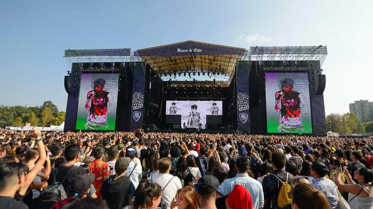 Foto Foto Lollapalooza Chile