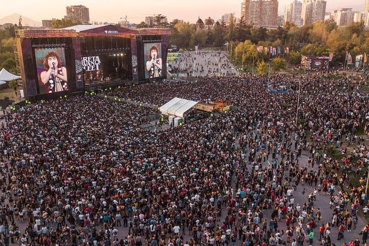 Foto Lollapalooza Chile