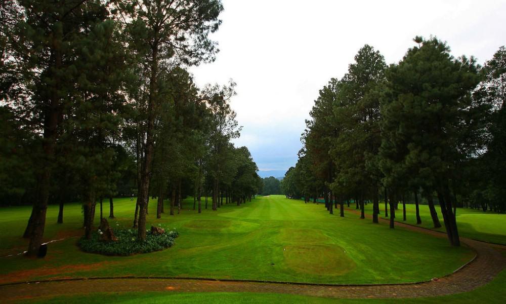 Foto Mexico golf club