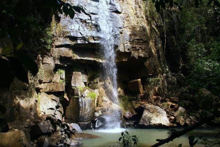 Cascada El Salto. Foto Google Sites.